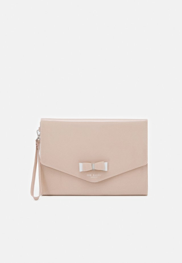 HARLIEE - Clutch - dusky pink