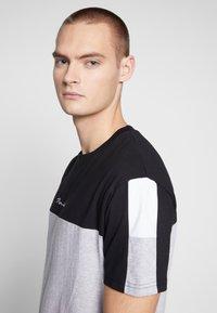 Nominal - DARA - Print T-shirt - heather grey - 3
