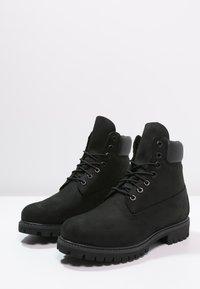 Timberland - 6 INCH PREMIUM - Winter boots - black - 2