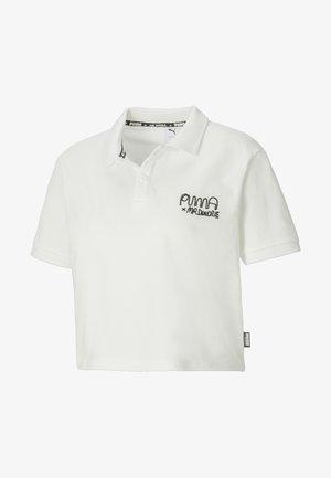 Polo shirt - puma white