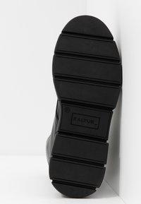 Kaltur - LOR - Platform ankle boots - black - 6