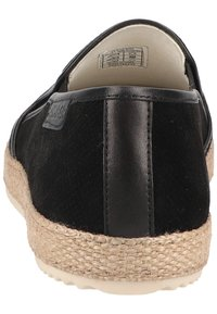 Sansibar Shoes - Espadrilles - schwarz - 2