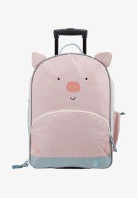 Lässig - ABOUT FRIENDS BO PIG - Wheeled suitcase - pink - 1