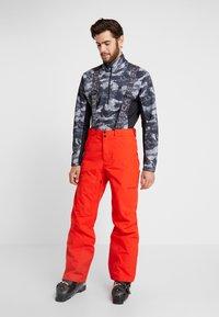 Spyder - DARE - Pantalon de ski - volcano - 0