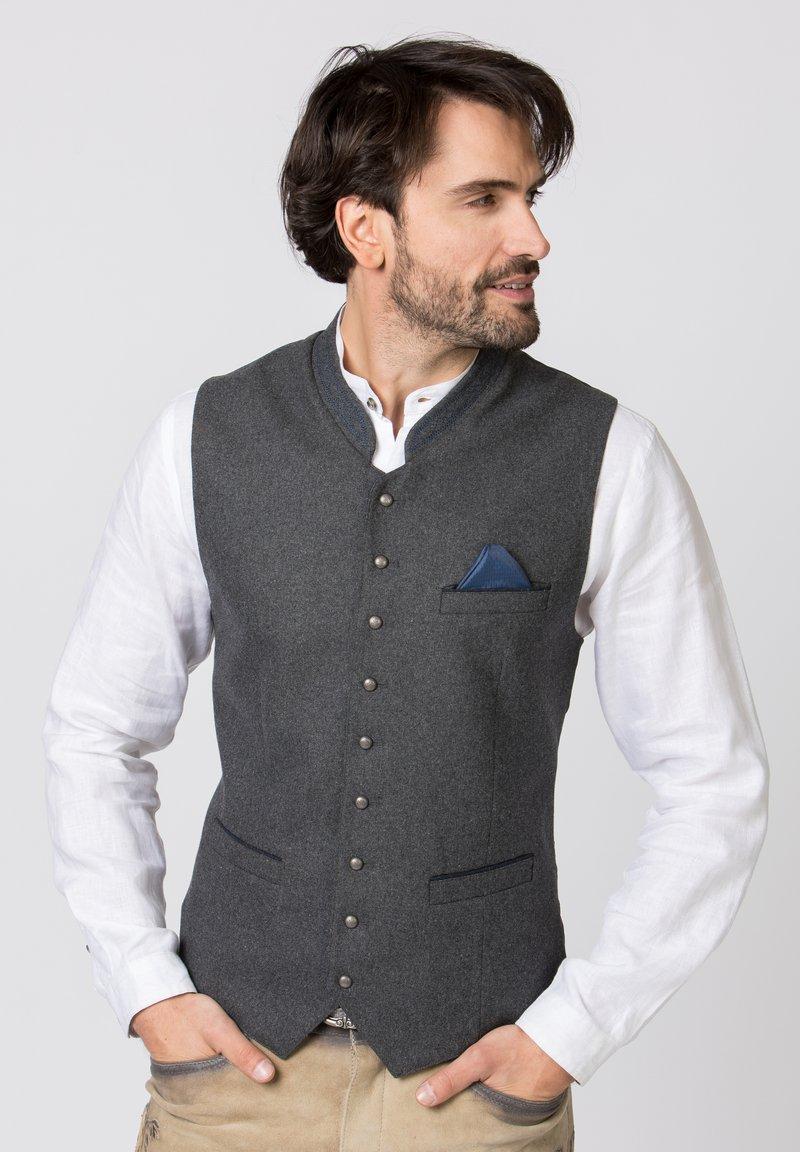 Stockerpoint - Waistcoat - grey