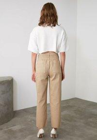 Trendyol - Trousers - brown - 2