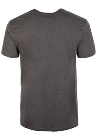 Under Armour - SPORTSTYLE LEFT CHEST - T-shirt basic - charcoal medium heather - 1