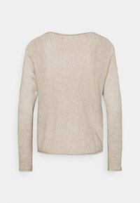 Vila - VISOLASS ONECK - Jumper - simply taupe - 1