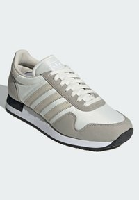 adidas Originals - USA 84 UNISEX - Baskets basses - light brown/clear brown/off white - 2