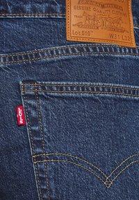 Levi's® - 510™ SKINNY - Skinny džíny - squeezy pier - 5