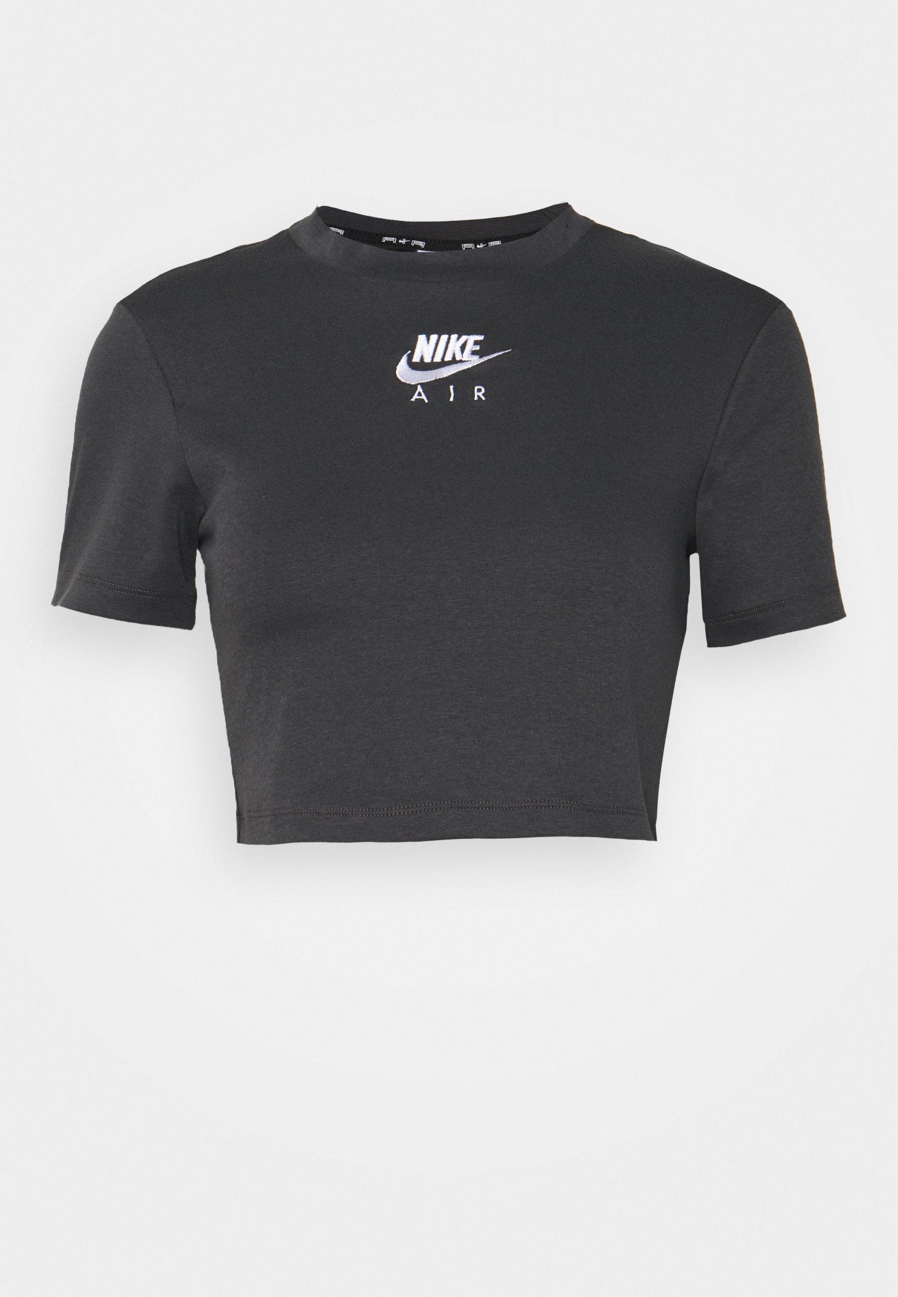 Women AIR CROP TOP - Print T-shirt