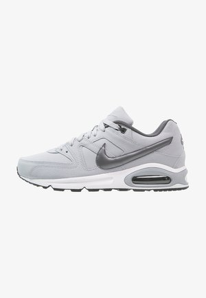 AIR MAX COMMAND - Sneakers laag - wolf grey/metallic dark grey/black/white