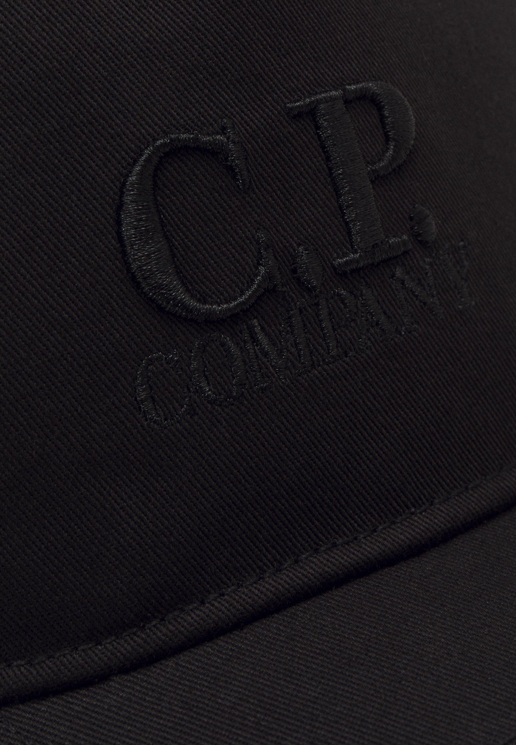 C.p. Company Baseball - Cap Black/schwarz