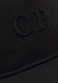 C.P. Company - BASEBALL - Cap - black - 4