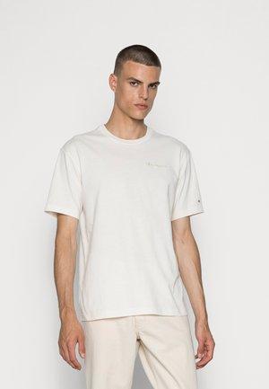 ECO FUTURE CREWNECK - Basic T-shirt - off-white