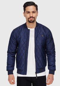 INDICODE JEANS - NOVAK - Light jacket - navy - 0