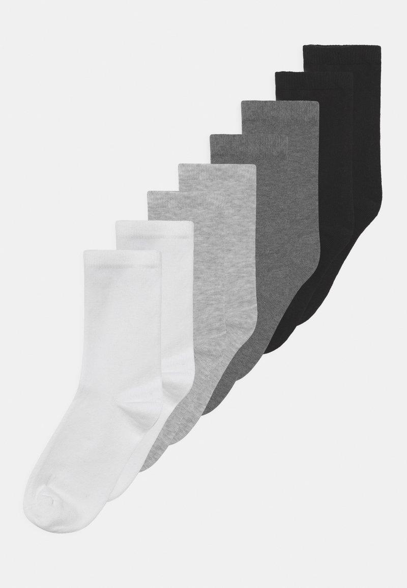 Name it - NKNFANO 8 PACK UNISEX - Socks - bright white