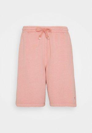 CLASSIC NATURAL DYE - Teplákové kalhoty - frost berry