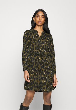 ONLCORY - Shirt dress - black