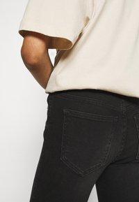 Dr.Denim - LEXY - Jeans Skinny Fit - black mist - 5