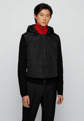 Winter jacket - open pink