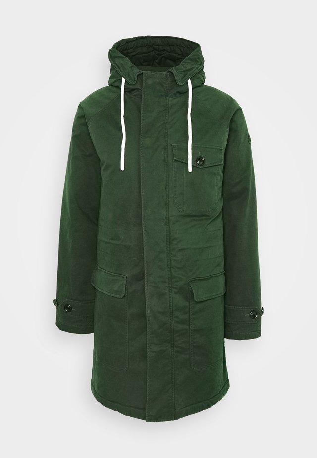 CLASSIC PADDED JACKET - Zimní kabát - army