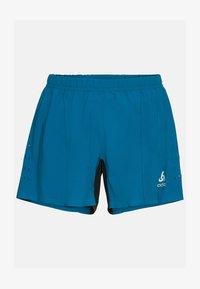 ODLO - ZEROWEIGHT - Sports shorts - mykonos blue - 2