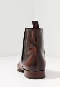 Jeffery West - ESCOBAR PLAIN CHELSEA - Classic ankle boots - college mid brown - 3