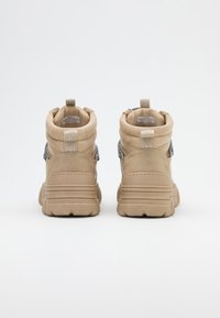 ONLY SHOES - ONLSYLKE LACE UP - Ankelboots - sand - 3