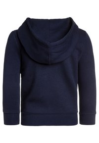 GAP - TODDLER GIRL LOGO - veste en sweat zippée - elysian blue