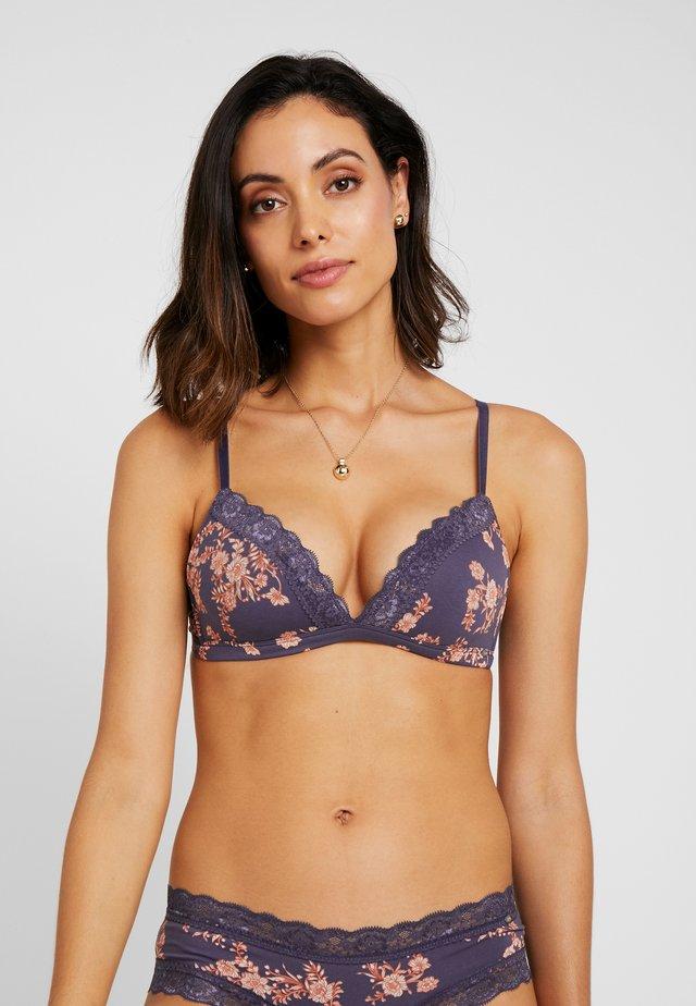 SWEET MIX  - Triangle bra - purple