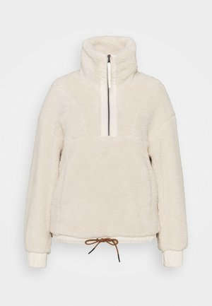 APPLETON - Fleece jumper - eggnog