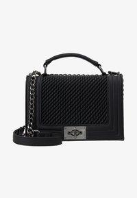 Gina Tricot - MILLA BAG NEW STYLE - Handbag - black - 5