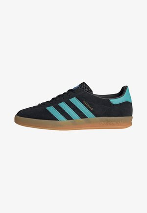 GAZELLE INDOOR SHOES - Matalavartiset tennarit - black