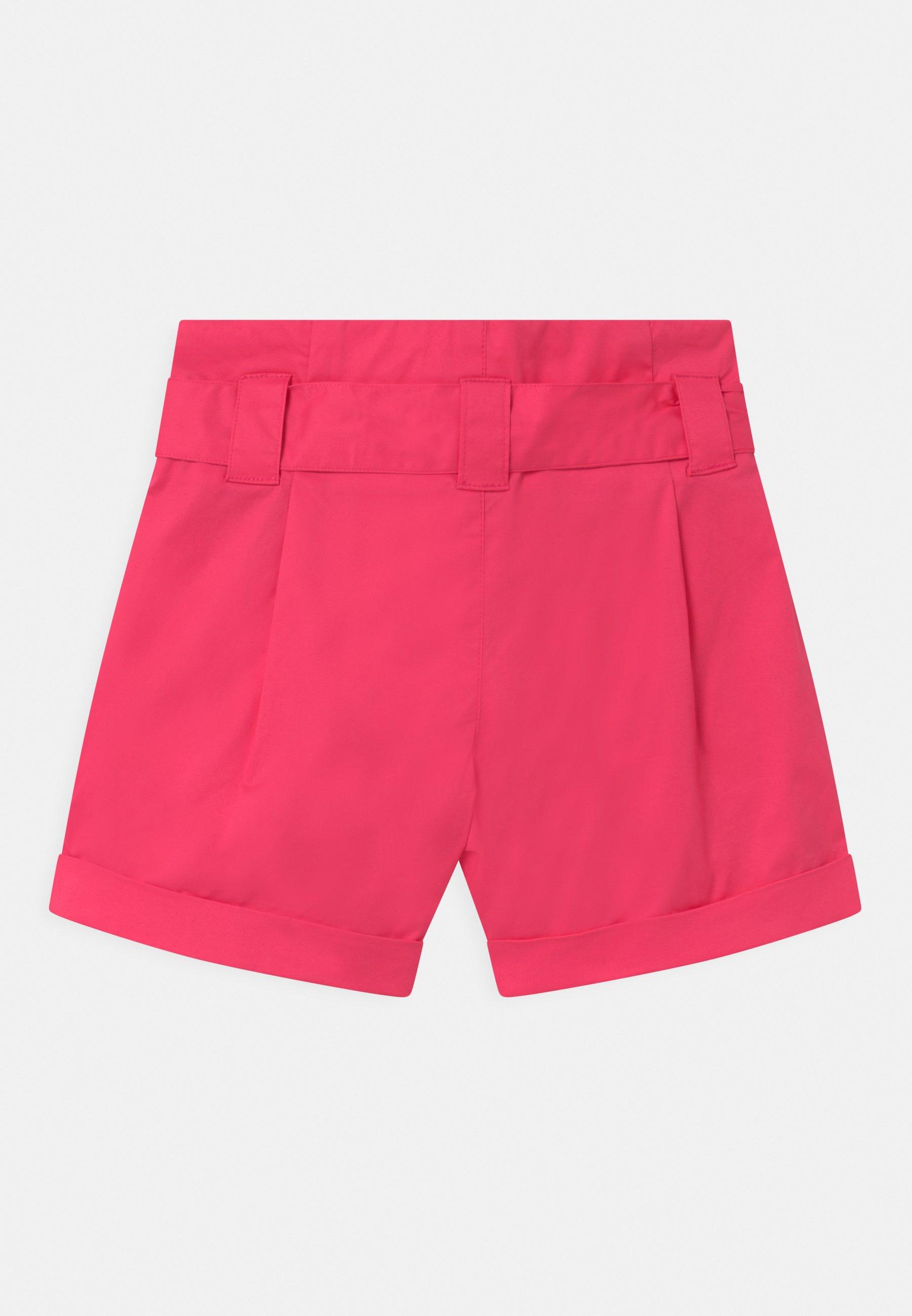Kids WIDER FIT HIGH WAIST PAPERBAG  - Shorts