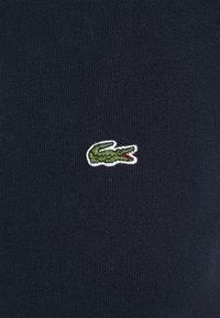 Lacoste - CREW BASIC - Svetr - navy blue/green - 2