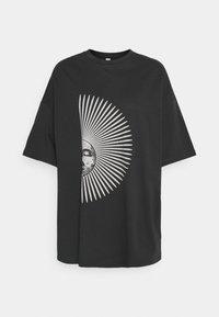 ONLY - ONLJOYFULL OVERSIZED - T-shirt print - phantom - 0