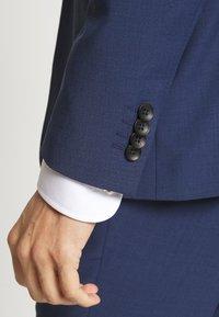 Esprit Collection - TROPICAL SUIT - Suit - blue - 9
