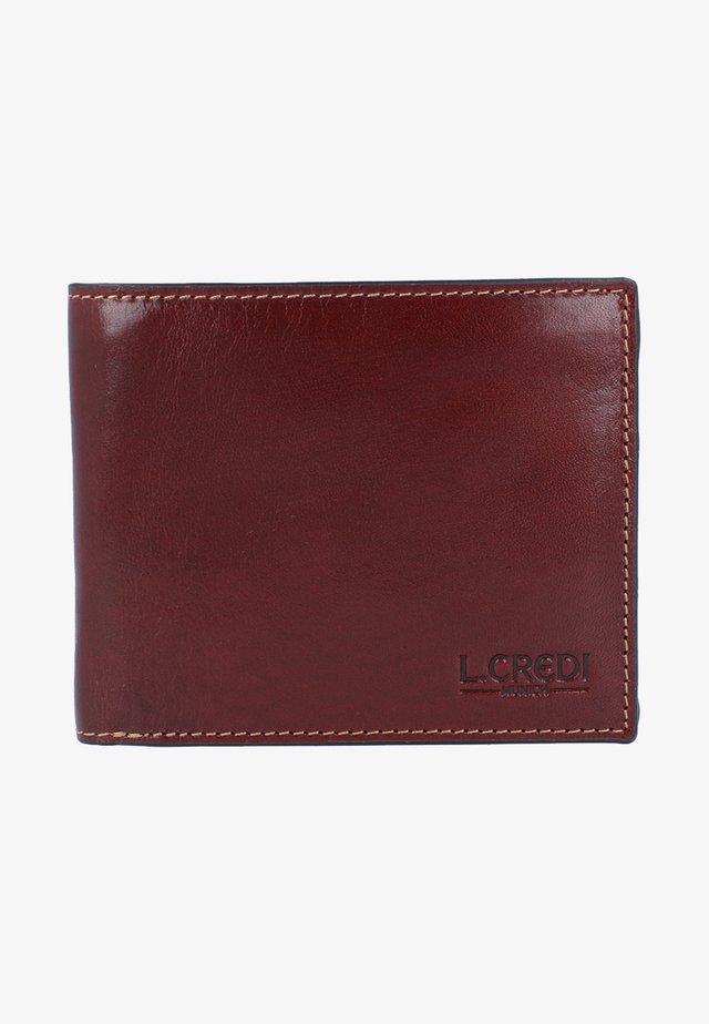 TOSCANA - Wallet - brown