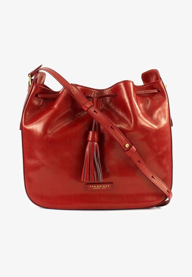 FLORENTIN  - Handbag - rosso ribes