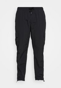 URBN SAINT - USPIERCE PANTS - Cargobyxor - black - 4