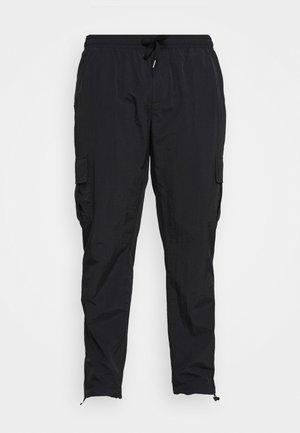 USPIERCE PANTS - Cargobroek - black