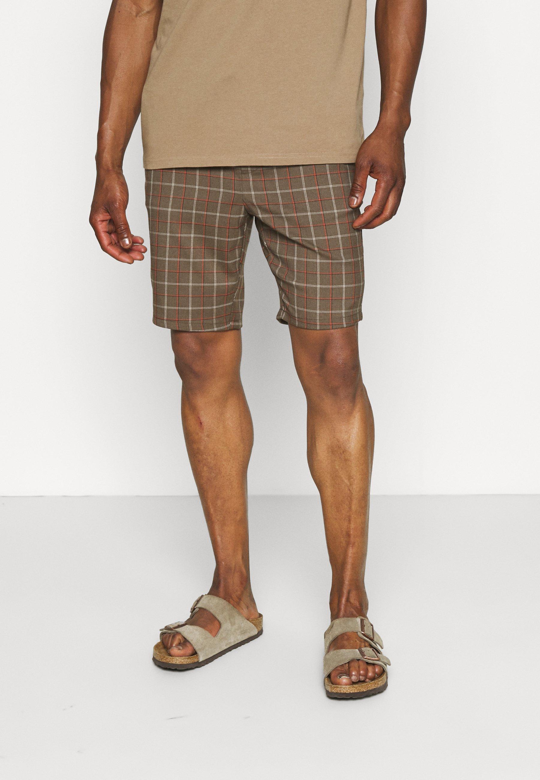 Men ONSLINUS CHECK - Shorts