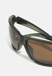 Oakley - GIBSTON UNISEX - Sunglasses - olive ink - 5