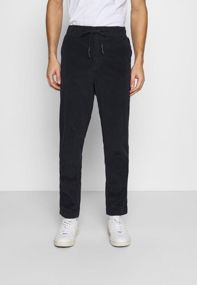 CIBOLD TROUSER - Kalhoty - blue