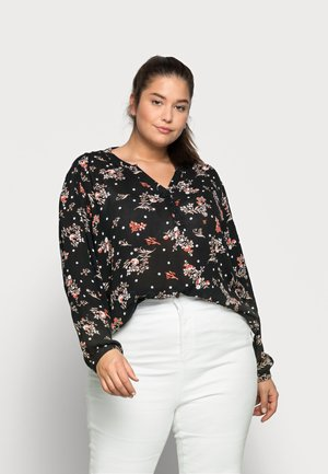 BETT BLOUSE - Bluser - black