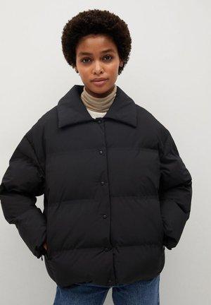 SAKURA - Winter jacket - schwarz