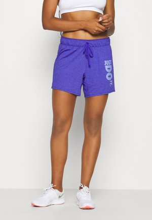 ATTACK - Sports shorts - persian violet/light thistle