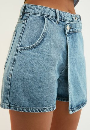 PARENT - Shorts vaqueros - blue