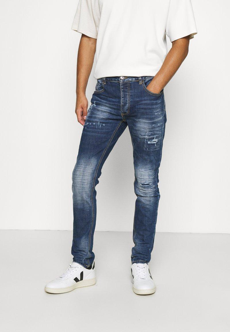 Kings Will Dream - PARIS  - Slim fit jeans - mid blue wash